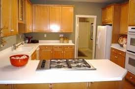 what to do with brown kitchen cabinets 15 diy kitchen cabinet makeovers before after photos of