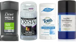 the best and most effective men u0027s deodorants u0026 antiperspirants