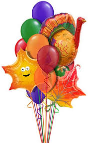 san antonio balloon delivery thanksgiving fall day balloon delivery and decoration san