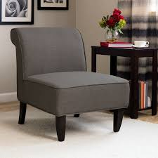 Slipper Chair Sadie Slipper Brown Derby Accent Chair Free Shipping Today