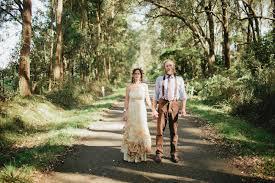 Australian Backyard Ideas Handmade Backyard Australian Wedding Harriet Mat