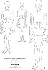 halloween skeleton template human skeleton template u2013 hd m com