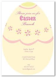 printable easter invitation template
