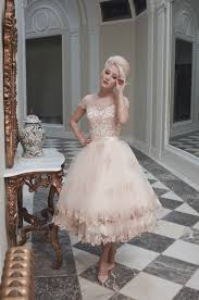 the 25 best tea length wedding dresses ideas on pinterest tea