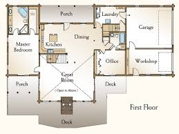 log home floor plans with garage log home open floor plans open floor plan log home home act
