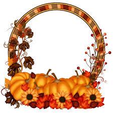 thanksgiving cluster frames