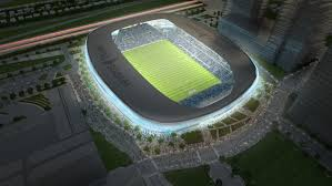 Minnesota United States Map by Mn United Soccer Stadium Construction Company Receives Site Prep