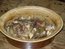 recette cuisine lapin lapin en gelée façon de ch nord recette de terrine de lapin
