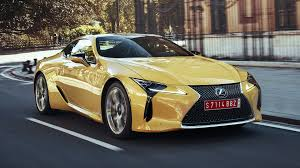 lexus lfa fully loaded price most expensive 2018 lexus lc 500 costs 108 206