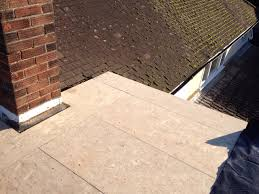 warm flat roof installation cambridgeshire synergy roofing