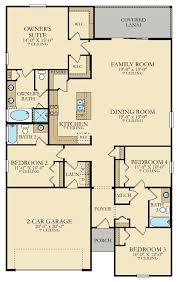 Classic Home Floor Plans The Trevi Home Floor Plan Part Of The Windward Ranch Classic