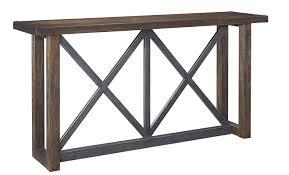Ashley Outdoor Furniture Amazon Com Signature Design By Ashley Zenfield Medium Brown Sofa