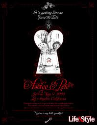Graphic 45 Halloween In Wonderland by Alice In Wonderland Party Invitation Inspiration Celebrate