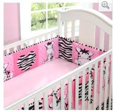 Pink Zebra Crib Bedding Pink And Zebra Baby Bedding Baby Zebra Crib Bedding Sets