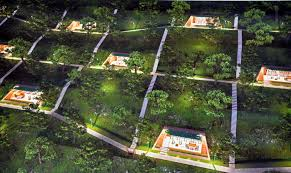 turkey to build real life hobbit village tele visual infolink aerial view of hobbit homes to be build in eastern turkey