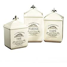 amazon com mud pie circa cookie jar white kitchen u0026 dining