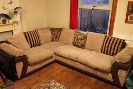 Dfs Martinez Sofa Reduced Dfs Martinez Brown And Cream Corner Sofa Selling Due To