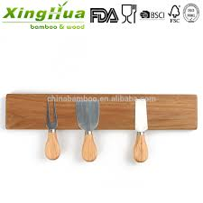 bamboo knife block universal knife holder bamboo knife block
