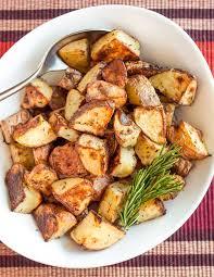 rosemary recipe pan fried rosemary garlic potatoes kitchn