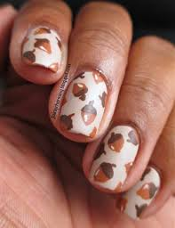 thanksgiving nail 13 festive fall manicure tutorials
