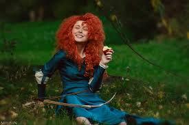 brave merida apple milliganvick deviantart