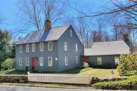 3 saltbox colonial houses you can buy right now curbed
