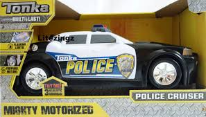 toy police cars with working lights and sirens for sale tonka police car vehicle motorised cruiser with lights and siren toy