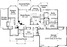 floor plans with 2 master suites one house plans with two master bedrooms two master bedrooms