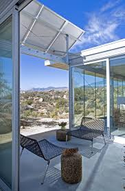 Pergola Off House by Off Grid Ithouse