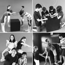 Black And White Drama by Physical Representations Of Grade 7 U0027s Essential Agreements For