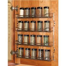 Pull Out Spice Rack Cabinet by Spice Jars Counter Storage Cabinet Organizer Cupboard Rack Ideas