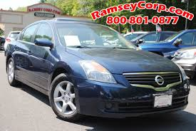 nissan altima for sale in nj used 2008 nissan altima for sale west milford nj