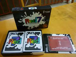 hiew u0027s boardgame blog red7