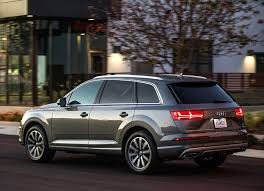 Audi Q7 Suv - 2017 audi q7 suv side view 10432 cars performance reviews and