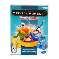 thanksgiving trivia adults trivial pursuit family edition game hasbro games amazon ca toys