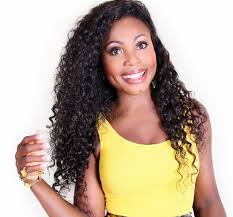 Hair Extensions Giveaway by Perfect Deep Curly Hair Extensions Onyc Curly Addiction 3b