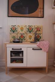 Ikea Play Kitchen Hack by 224 Best Little One U0027s Play Kitchen Images On Pinterest Play