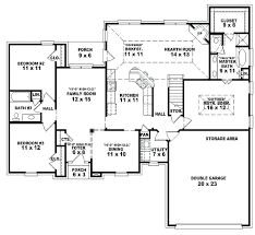 single story 5 bedroom house plans one story 5 bedroom house plans amazing 4 bedroom house plans