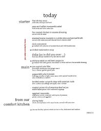 cleaning resume sample dinner menus food pictures days 1 6 september 2013 carnival legend british isles cruise mdr dinner menu 3