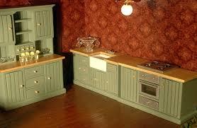 Dollhouse Kitchen Sink by My Dream Dollhouse My Country Kitchen Set