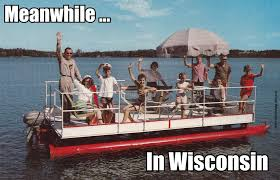 Wisconsin Meme - let s turn that frown upside down