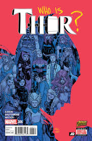 thor 6 who holds the hammer issue