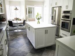 Kitchen Without Island Lighting An L Shaped Kitchen The Top Home Design