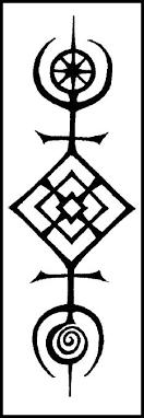 adf druid symbol tree of by tom butler tb technoglyf