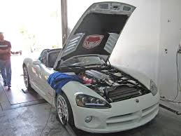 2004 dodge viper srt10 paxton supercharged dyno sheet details