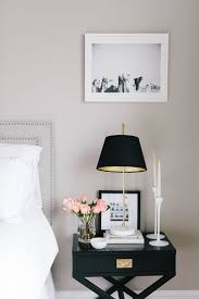 Black Bedroom Ideas Pinterest by Best 25 Black Nightstand Ideas On Pinterest Black Bedside