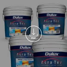 explore epdm roof membrane from acratex range dulux