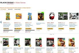 amazon wii u black friday 2017 amazon black friday 2013 video game deals