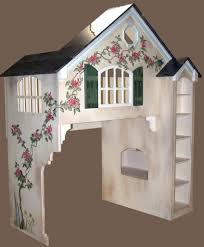 Doll House Bunk Bed Building Plans For A Dollhouse Bunk Bed Twin Over Full New