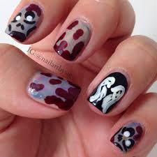the walking dead nails just in time for the premiere of season 4